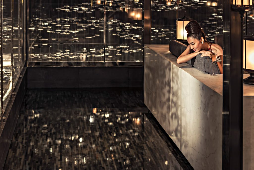 Regent Shanghai Pudong Luxury Hotel - Shanghai, China - Evening Relaxation