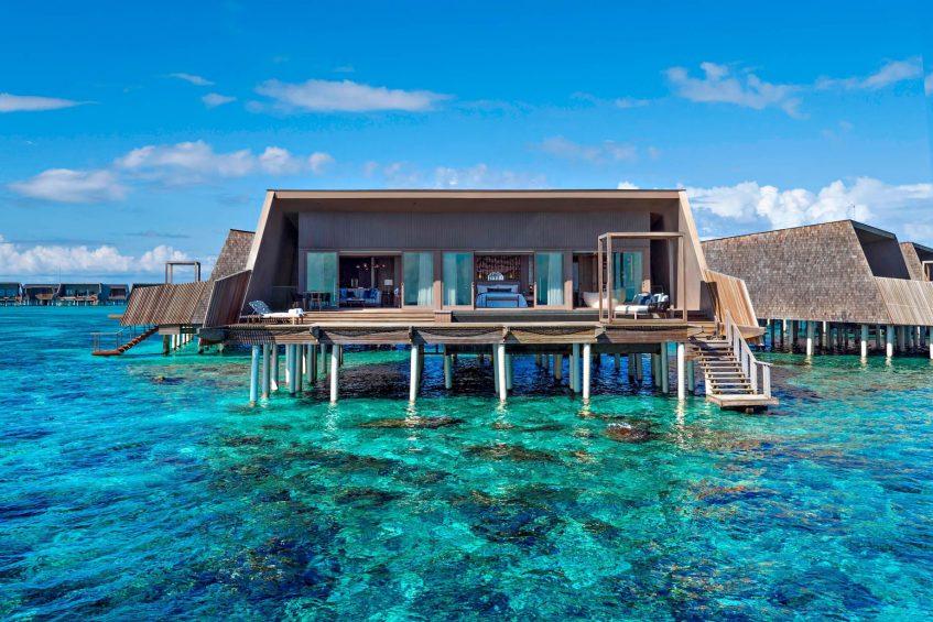 The St. Regis Maldives Vommuli Luxury Resort - Dhaalu Atoll, Maldives - St. Regis Overwater Suite