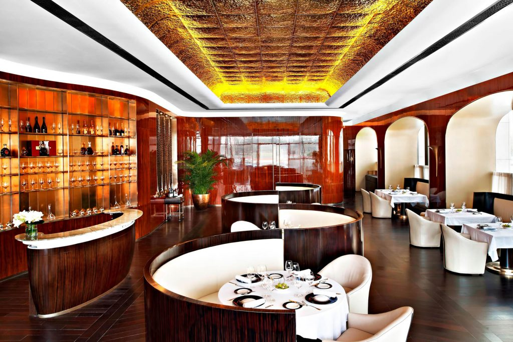 The St. Regis Tianjin Luxury Hotel - Tianjin, China - Riviera Restaurant
