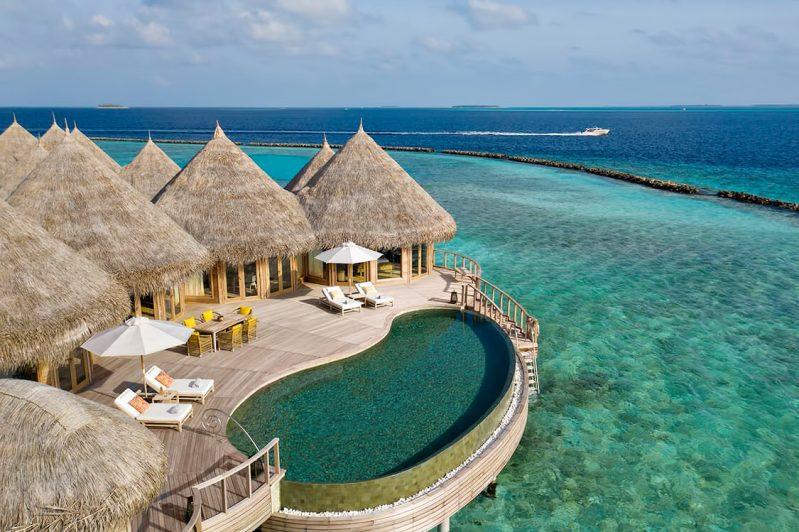 The Nautilus Maldives Luxury Resort - Thiladhoo Island, Maldives - The Nautilus Retreat Pool