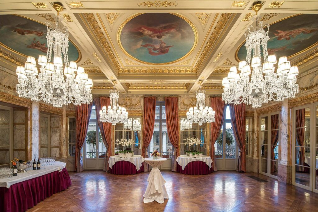 InterContinental Bordeaux Le Grand Hotel - Bordeaux, France - Grand Hall