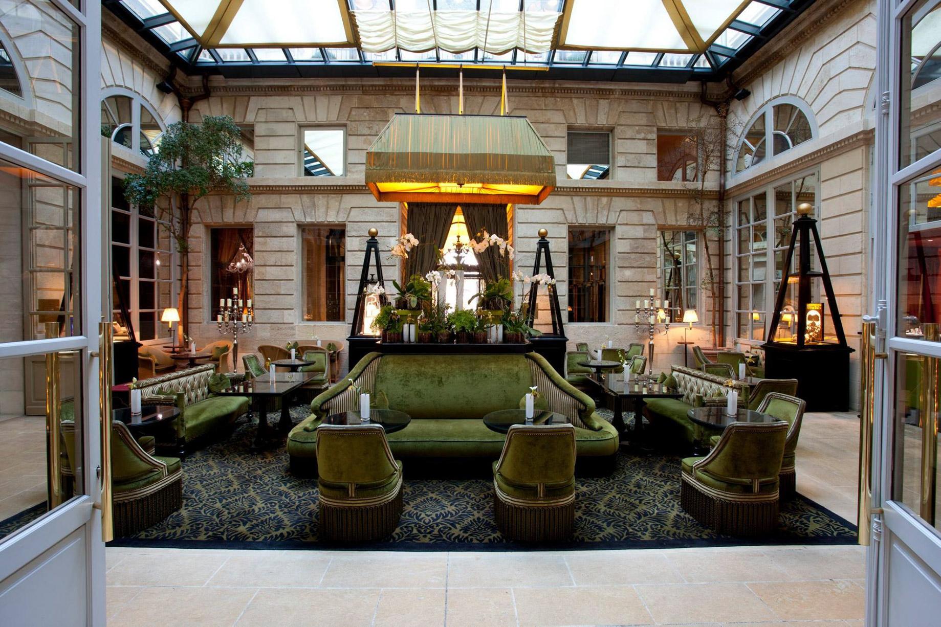 InterContinental Bordeaux Le Grand Hotel – Bordeaux, France – Bar l'Orangerie