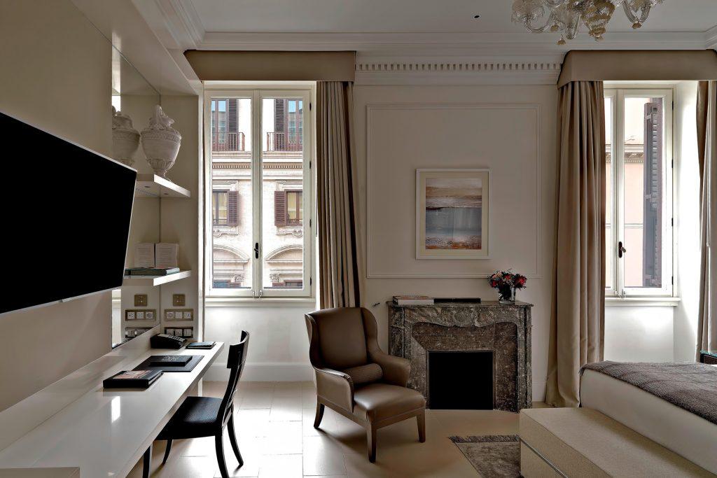 The St. Regis Rome Luxury Hotel - Rome, Italy - Bottega Veneta Suite Connecting room