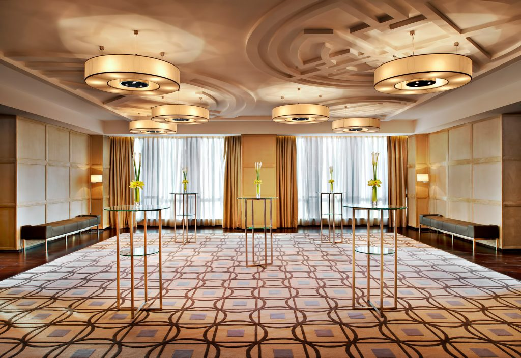 The St. Regis Tianjin Luxury Hotel - Tianjin, China - Jiu Foyer