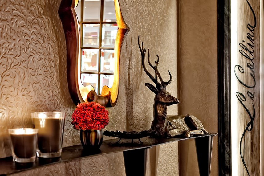 Tschuggen Grand Luxury Hotel - Arosa, Switzerland - Exceptional Decor