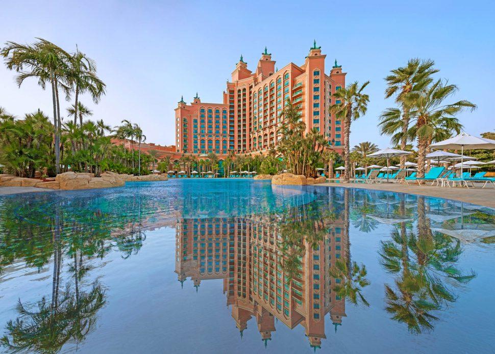 Atlantis The Palm Luxury Resort - Crescent Rd, Dubai, UAE - Pool