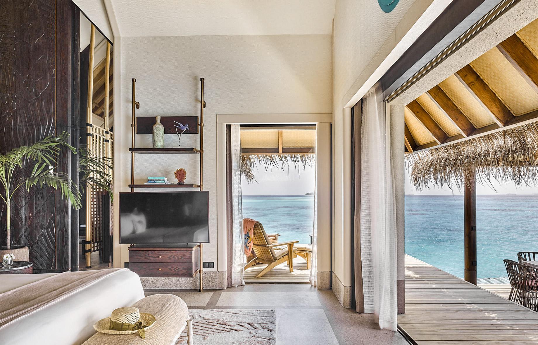 Joali Maldives Luxury Resort – Muravandhoo Island, Maldives – Water Villa Master Bedroom