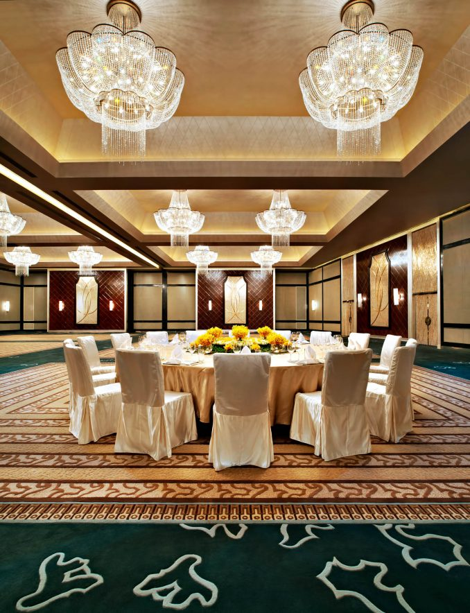 The St. Regis Tianjin Luxury Hotel - Tianjin, China - St. Regis Ballroom