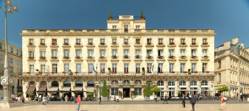 InterContinental Bordeaux Le Grand Hotel - Bordeaux, France - Le Bordeaux - Front Exterior