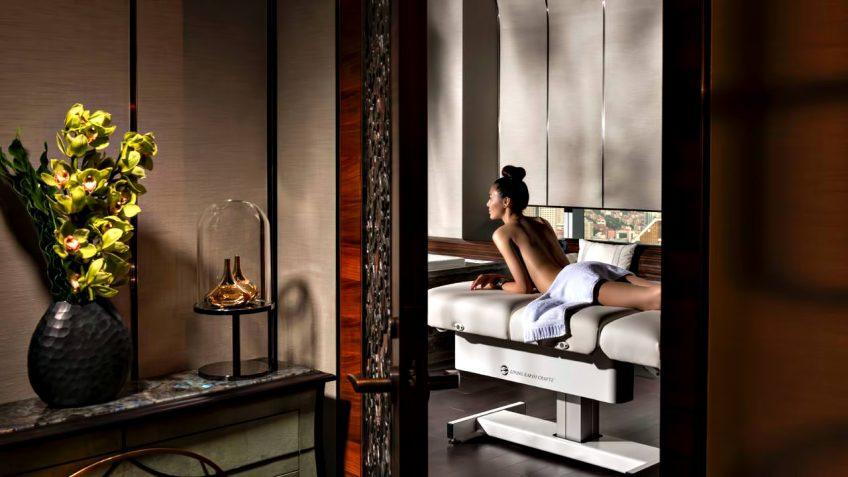 Regent Shanghai Pudong Luxury Hotel - Shanghai, China - Spa