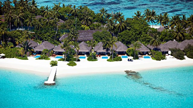 Velassaru Maldives Luxury Resort - South Male Atoll, Maldives - White Sand Beach