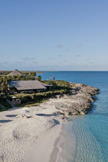 Amanyara Luxury Resort - Providenciales, Turks and Caicos Islands - Beach Club Ocean View