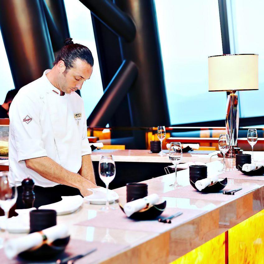 The St. Regis Shenzhen Luxury Hotel - Shenzhen, China - Oyster Bar