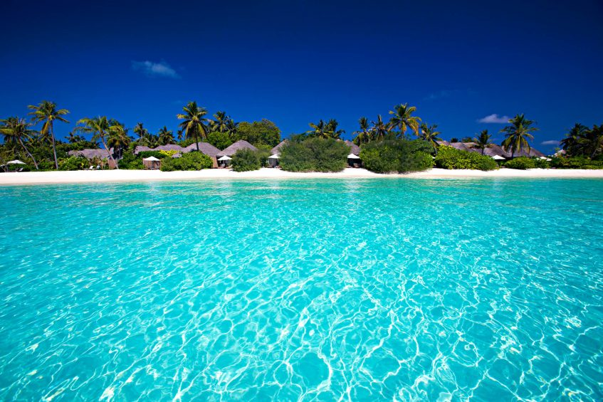 Velassaru Maldives Luxury Resort - South Male Atoll, Maldives - Crystal Clear Seas
