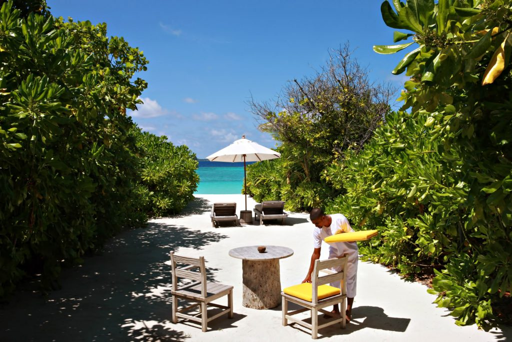 Six Senses Laamu Luxury Resort - Laamu Atoll, Maldives - Ocean Villa Beachfront
