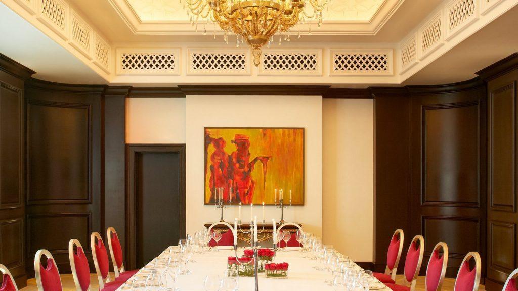 The St. Regis Abu Dhabi Luxury Hotel - Abu Dhabi, United Arab Emirates - Private Dining Room