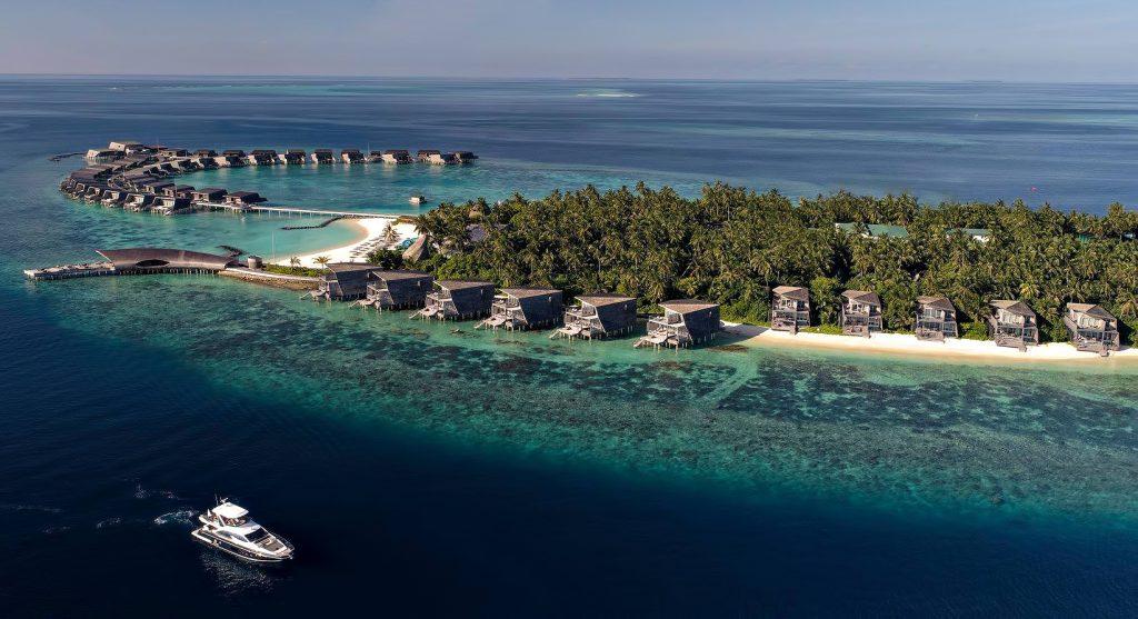 The St. Regis Maldives Vommuli Luxury Resort - Dhaalu Atoll, Maldives - Private Island