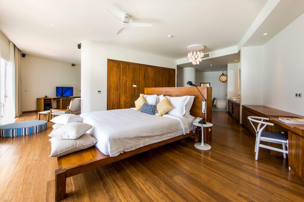 Amilla Fushi Luxury Resort and Residences - Baa Atoll, Maldives - Ocean Lagoon House Bedroom
