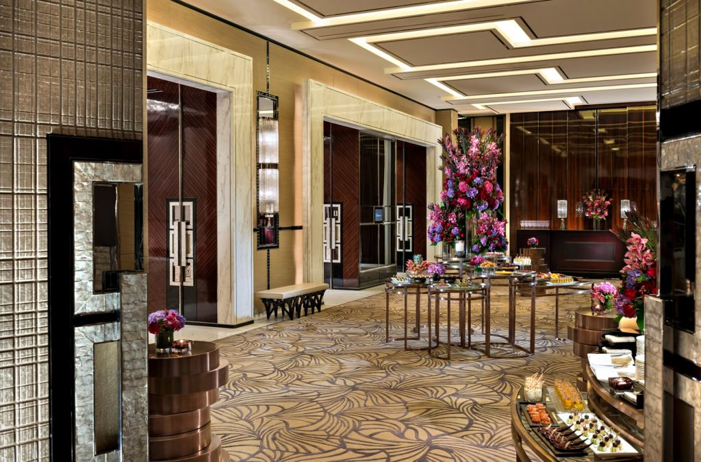 Regent Shanghai Pudong Luxury Hotel - Shanghai, China - Brunch