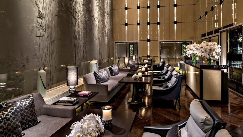 Regent Shanghai Pudong Luxury Hotel - Shanghai, China - Executive Lounge