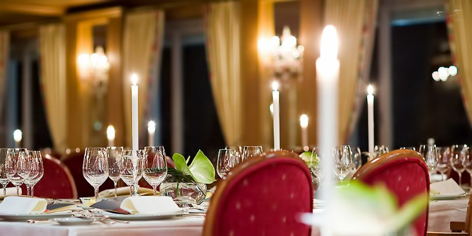 Tschuggen Grand Luxury Hotel - Arosa, Switzerland - Grand Restaurant