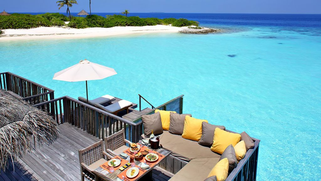 Gili Lankanfushi Luxury Resort - North Male Atoll, Maldives - Family Villa Overwater Deck