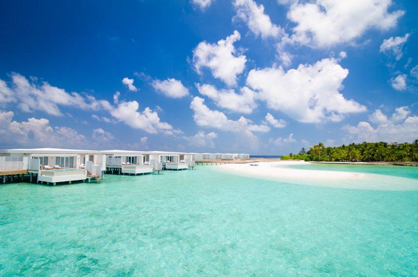 Amilla Fushi Luxury Resort and Residences - Baa Atoll, Maldives - Ocean Lagoon Overwater Houses with Pool