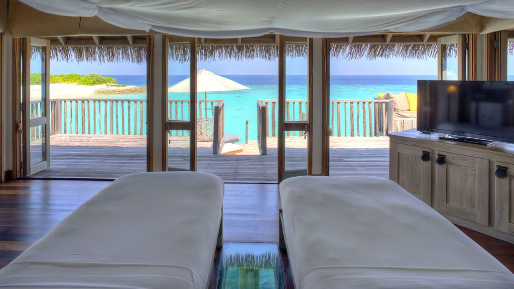Gili Lankanfushi Luxury Resort - North Male Atoll, Maldives - Family Villa Overwater View