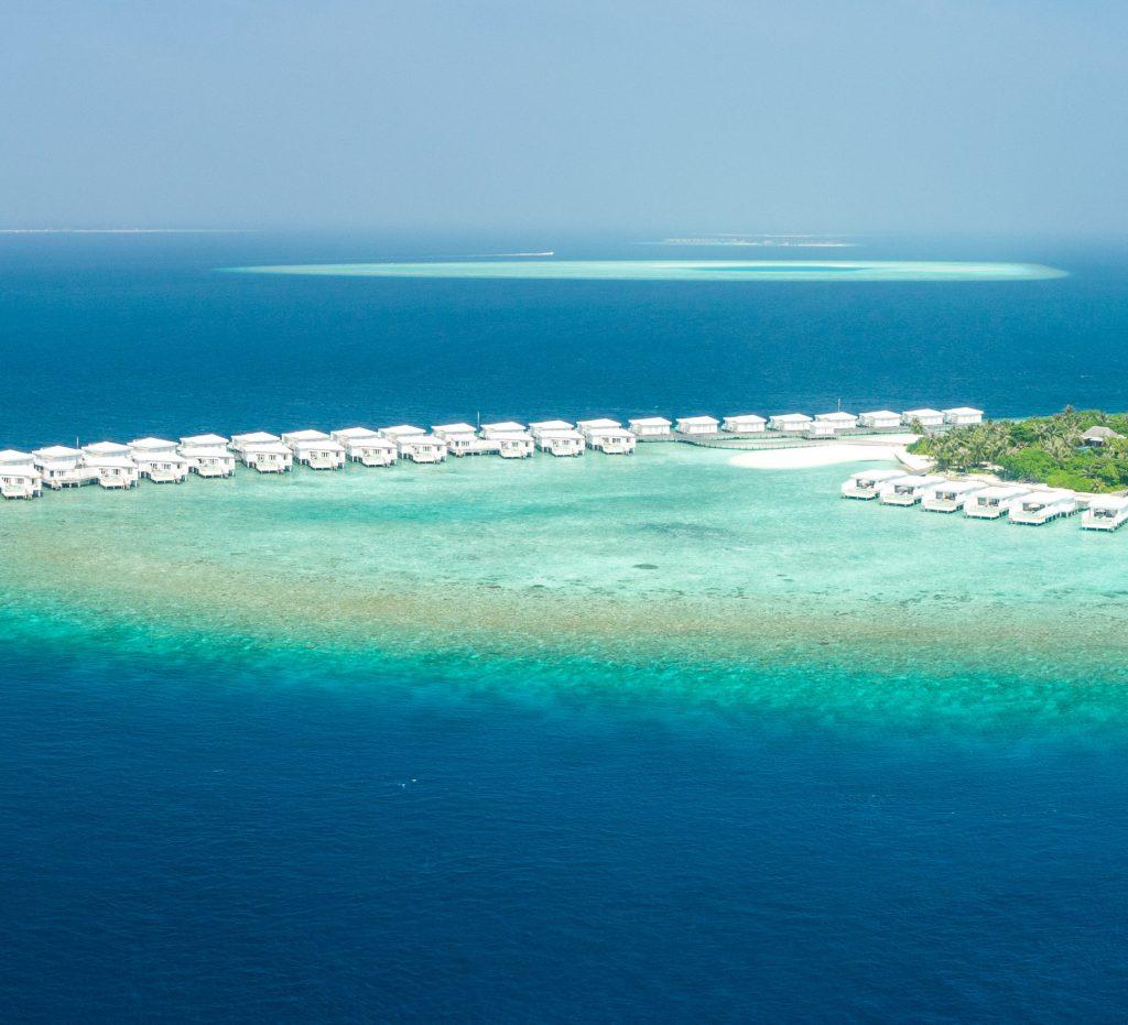 Amilla Fushi Luxury Resort and Residences - Baa Atoll, Maldives - Ocean Lagoon Overwater Houses and Villas