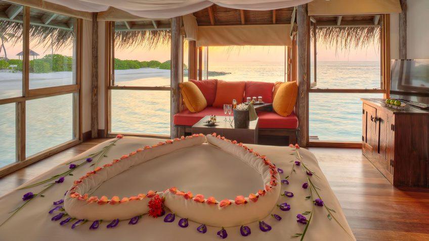 Gili Lankanfushi Luxury Resort - North Male Atoll, Maldives - Family Villa Master Bedroom