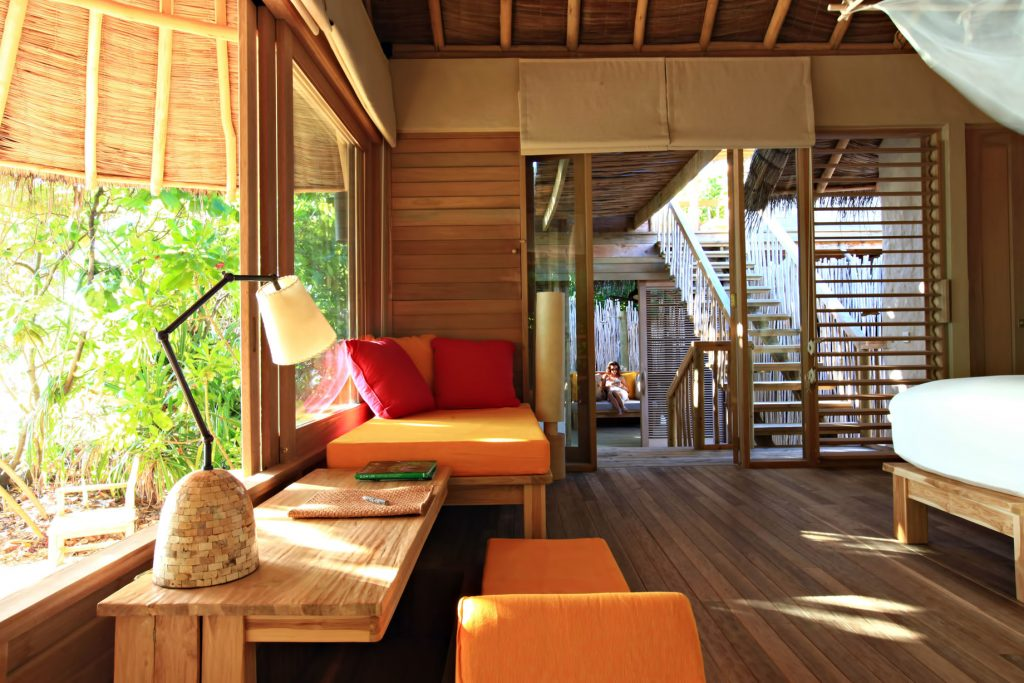 Six Senses Laamu Luxury Resort - Laamu Atoll, Maldives - Ocean Beachfront Villa