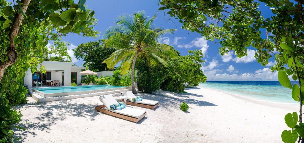 Amilla Fushi Luxury Resort and Residences - Baa Atoll, Maldives - Ocean House Beachfront