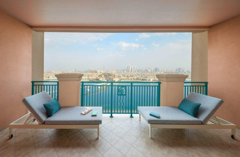 Atlantis The Palm Luxury Resort - Crescent Rd, Dubai, UAE - Regal Club Suite Balcony