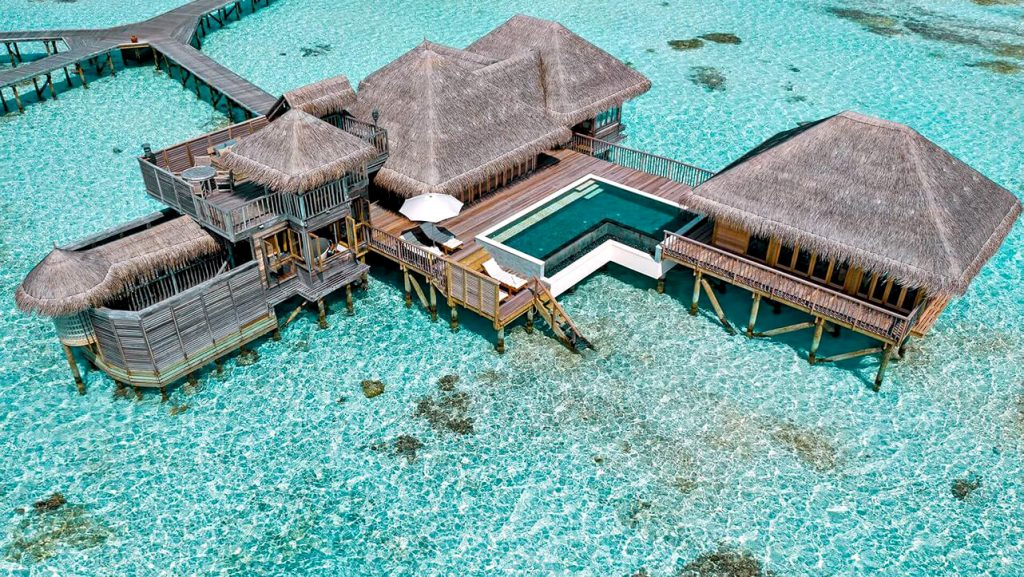 Gili Lankanfushi Luxury Resort - North Male Atoll, Maldives - Family Villa with Pool