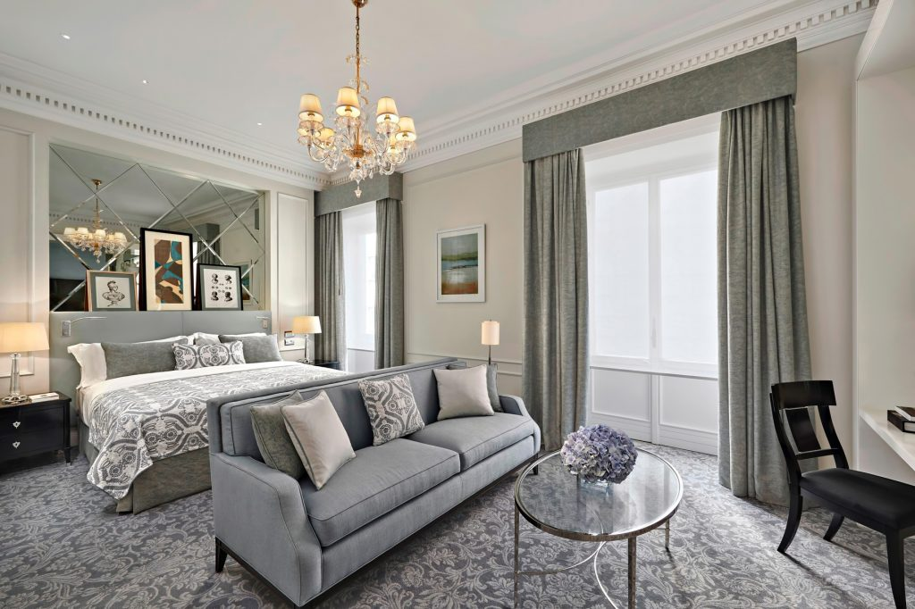 The St. Regis Rome Luxury Hotel - Rome, Italy - Imperial Room King