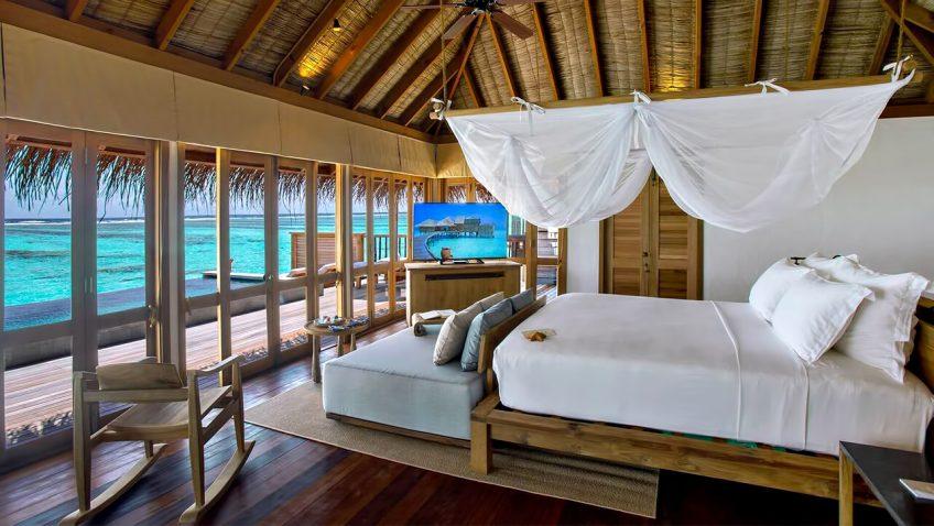 Gili Lankanfushi Luxury Resort - North Male Atoll, Maldives - Family Villa with Pool Master Bedroom