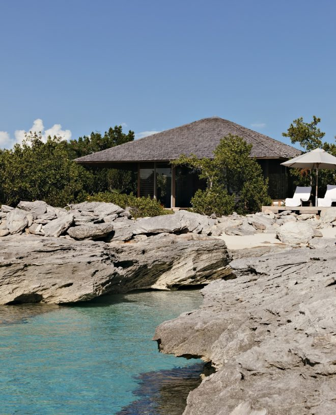 Amanyara Luxury Resort - Providenciales, Turks and Caicos Islands - Oceanfront Pavilion