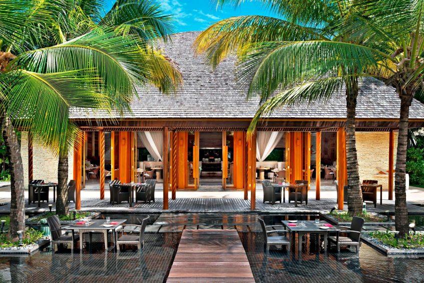 W Maldives Luxury Resort - Fesdu Island, Maldives - Private Island Kitchen Exterior
