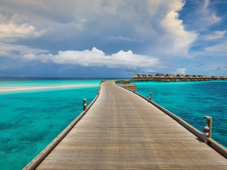 Joali Maldives Luxury Resort - Muravandhoo Island, Maldives - Wooden Boardwalk