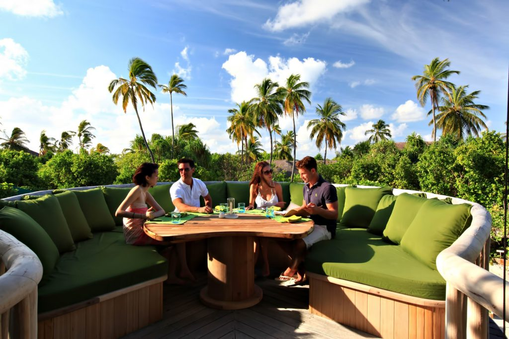 Six Senses Laamu Luxury Resort - Laamu Atoll, Maldives - Private Island Lounge