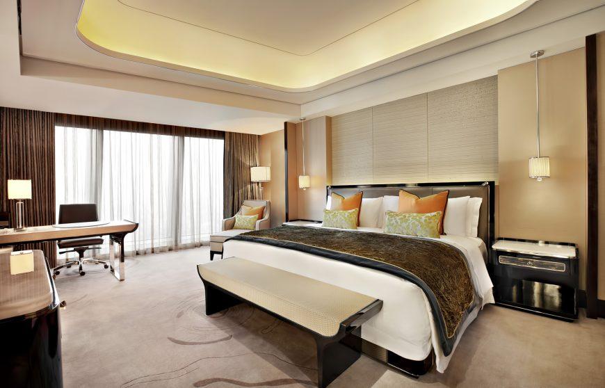 The St. Regis Shenzhen Luxury Hotel - Shenzhen, China - Lady Astor Room