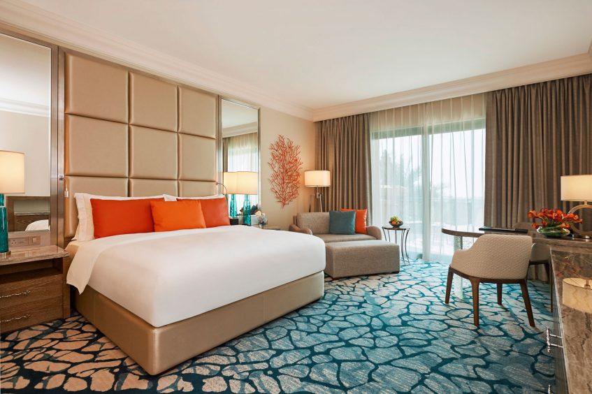 Atlantis The Palm Luxury Resort - Crescent Rd, Dubai, UAE - Palm King Room
