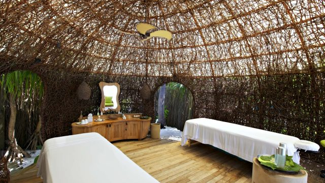 Six Senses Laamu Luxury Resort - Laamu Atoll, Maldives - Private Island Spa
