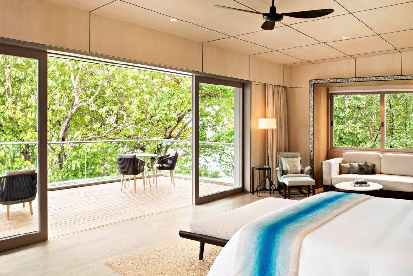 The St. Regis Maldives Vommuli Luxury Resort - Dhaalu Atoll, Maldives - King Two Bedroom Beach Suite