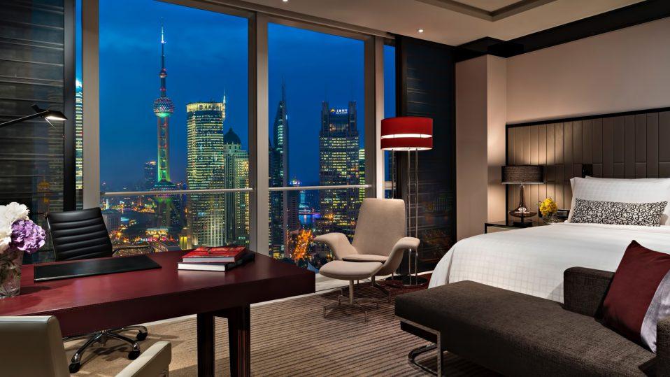 Regent Shanghai Pudong Luxury Hotel - Shanghai, China - Executive Suite