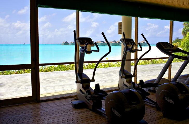 Six Senses Laamu Luxury Resort - Laamu Atoll, Maldives - Gym