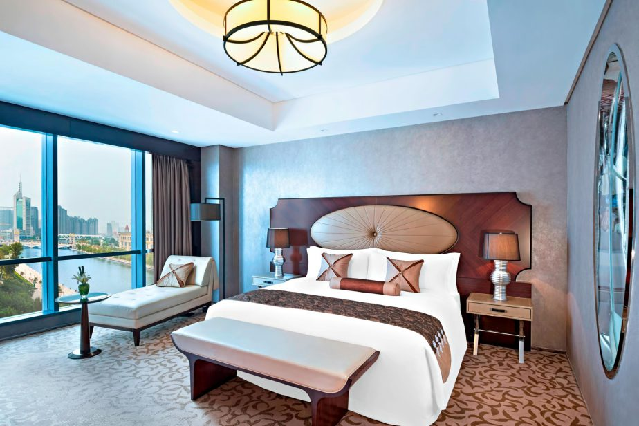 The St. Regis Tianjin Luxury Hotel - Tianjin, China - Deluxe Twin Room