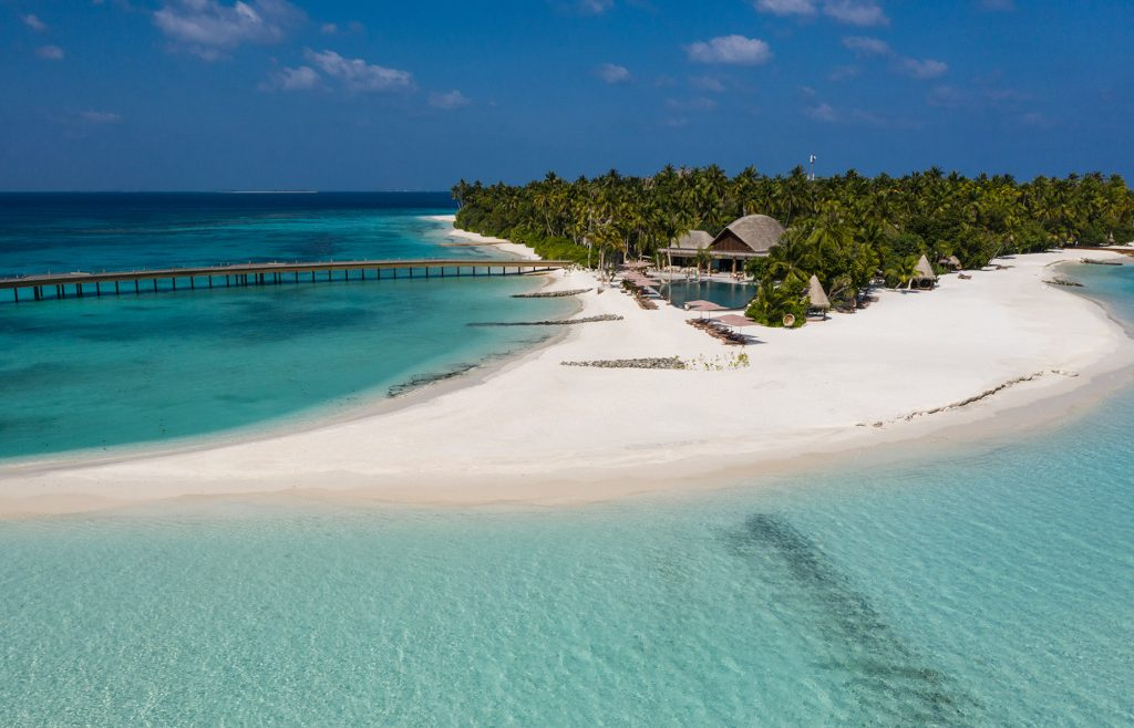 Joali Maldives Luxury Resort - Muravandhoo Island, Maldives - White Sand Beach