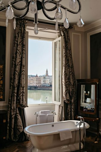 The St. Regis Florence Luxury Hotel - Florence, Italy - Junior Suite Arno Stanford