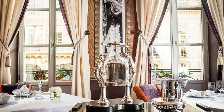 InterContinental Bordeaux Le Grand Hotel - Bordeaux, France - Lobster Press